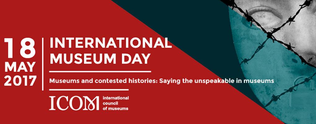 Poster ICOM International Museum Day