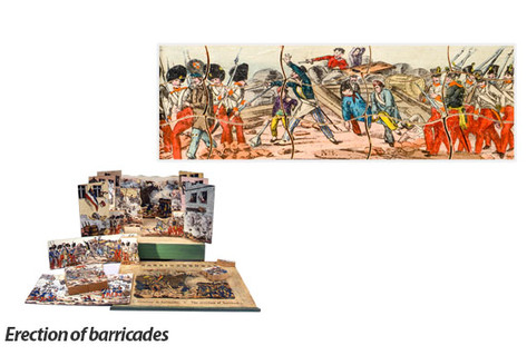Erection of Barricades