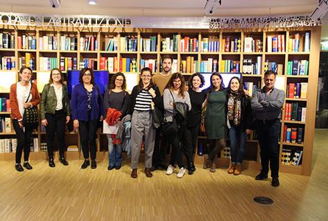 Group at European Story Series #1