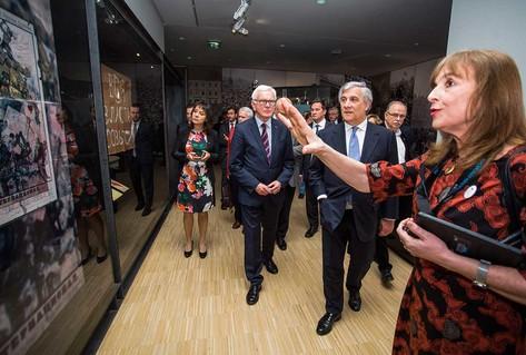 Opening weekend - House of European History