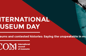 Poster ICOM International Museum Day