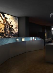Permanente tentoonstelling revolutie pijnlijk