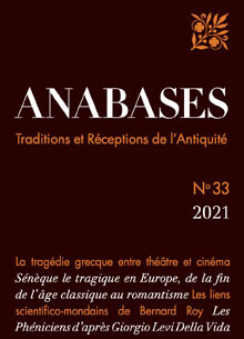 ANABASES journal cover