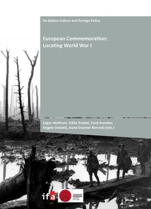 Front cover European Commemoration book