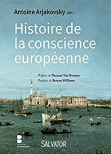 Front cover European Consciousness book