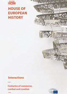 Front cover Interactions catalogue