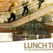 Lunch tours header - group tour in museum
