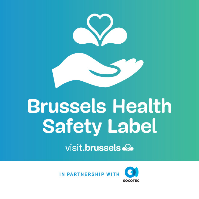 Brussels Health Safety Label